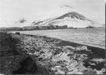 Whaling station at Deception Island. Courtesy Norwegian Polar Institute Photo Archive